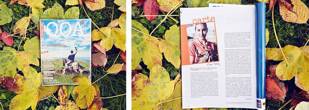 QOA magazine 2 elisa detrez