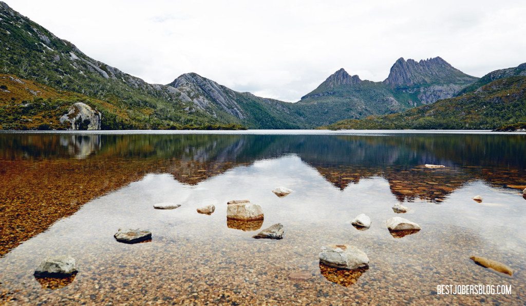 cradle mountain tasmanie