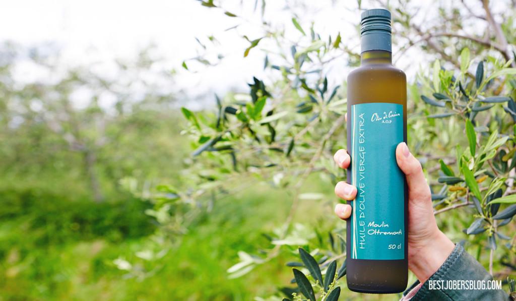 huile d'olive bio corse