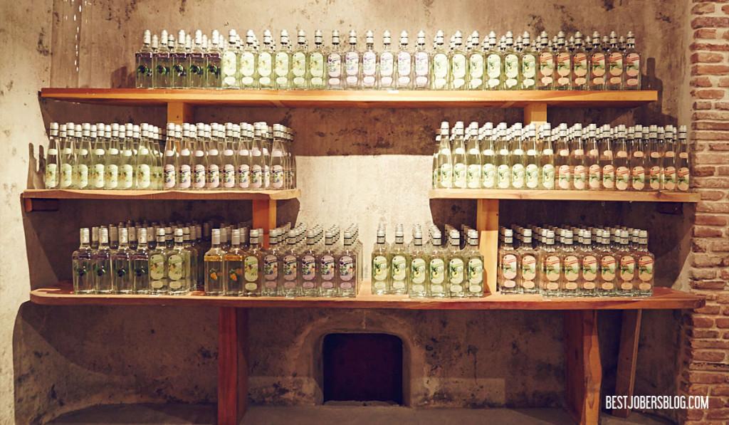 Mavela corse bouteilles