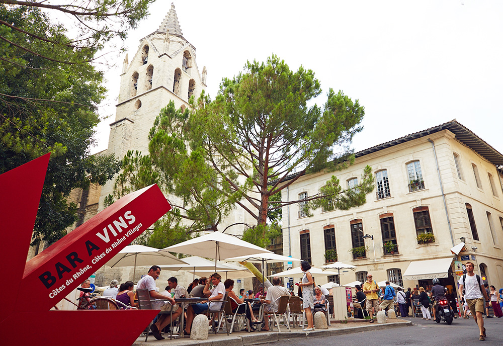 Bar à Vin Avignon