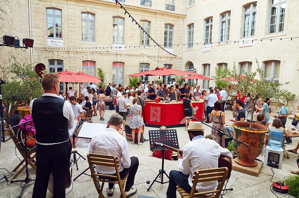 Bar à Vin Avignon 2015