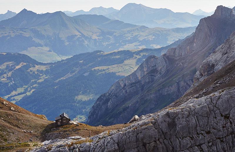 Cabane des Diablerets Suisse