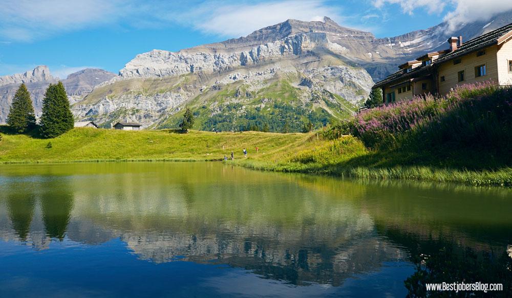 Lac retaud suisse