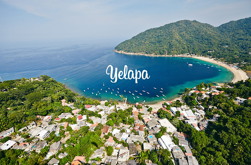 Yelapa Village Mexique