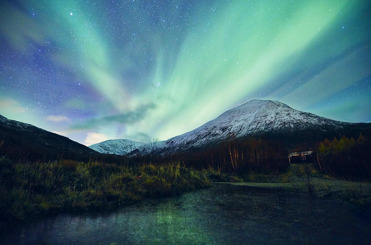 comment photographier une aurore boréale