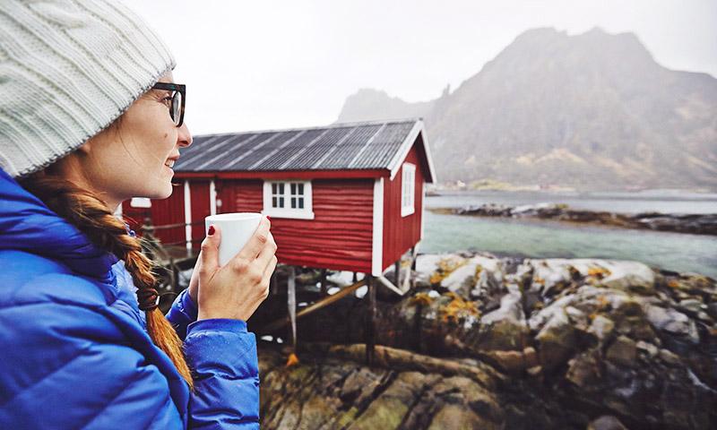 norvege logement insolite
