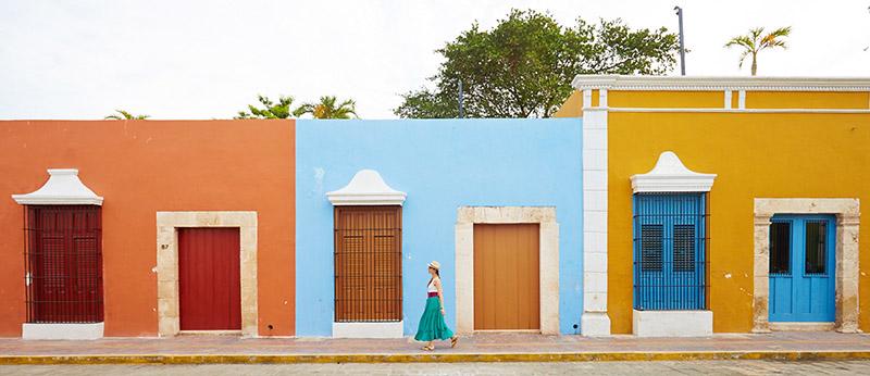 Maisons Campeche