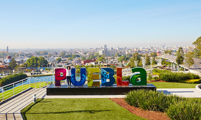 Puebla mexique