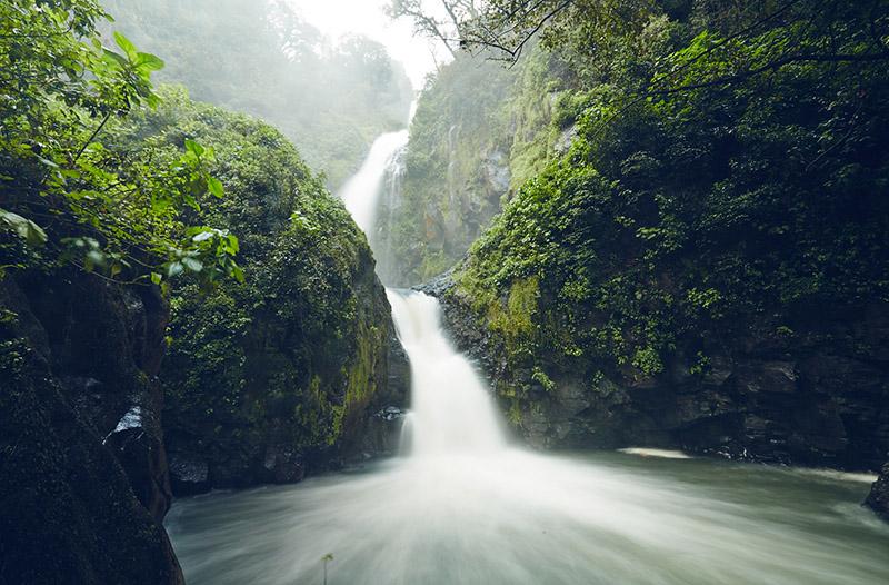 cascade de Tuliman