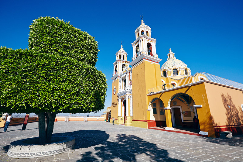 église de cholula