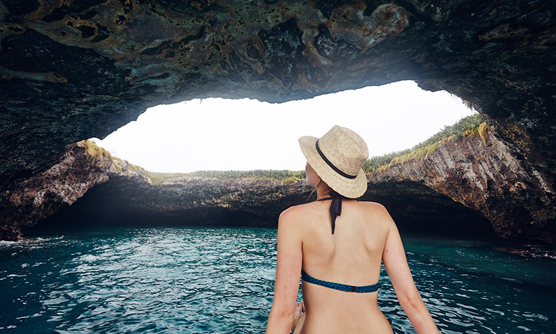 islas marietas mexique