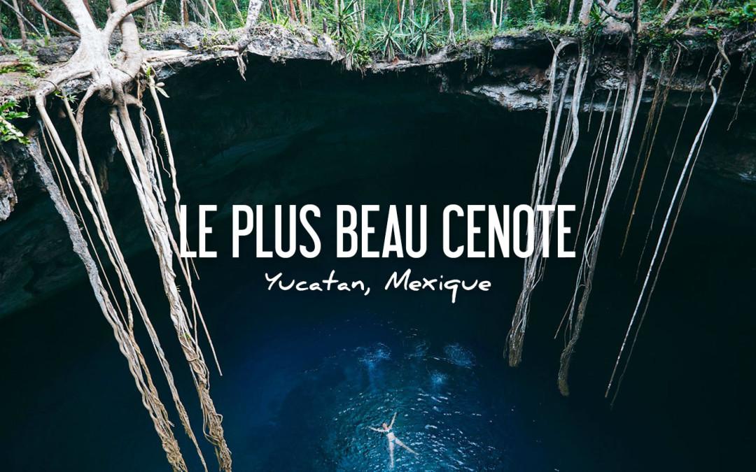 Cenote Noh Mozon Pixya