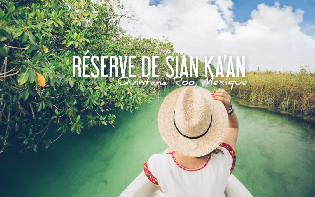 Reserve Naturelle Sian Kaan, Mexique