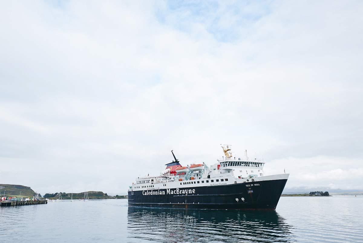 Ferry-Ile-de-Mull