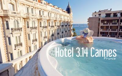 HÔTEL 3.14 | Le tour du Monde à Cannes!