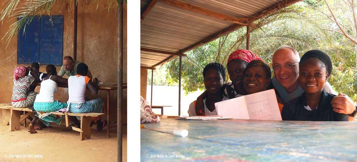 Eco-Volontariat-Burkina-faso