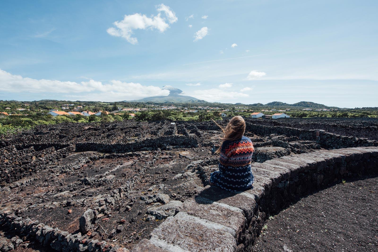Pico, Les Açores