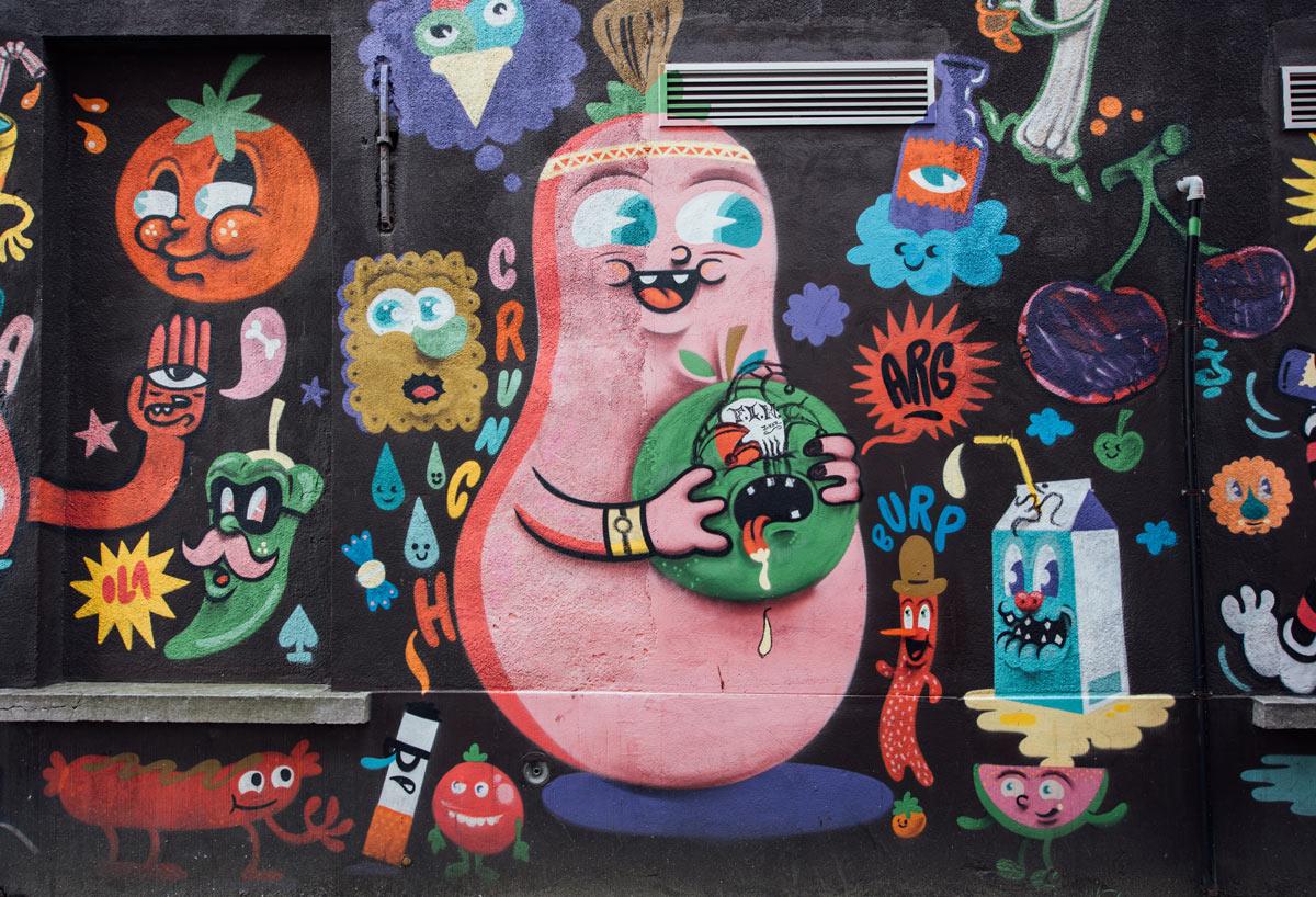 graffiti gand