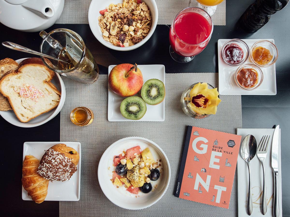 Hotel-Sandton-Gand-Petit-Dejeuner