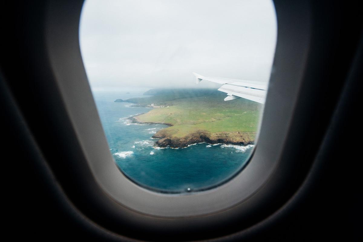 Ile de Sao Miguel Les Açores