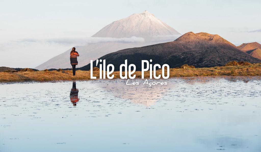 LES ACORES   L'ile de Pico, la Majestueuse