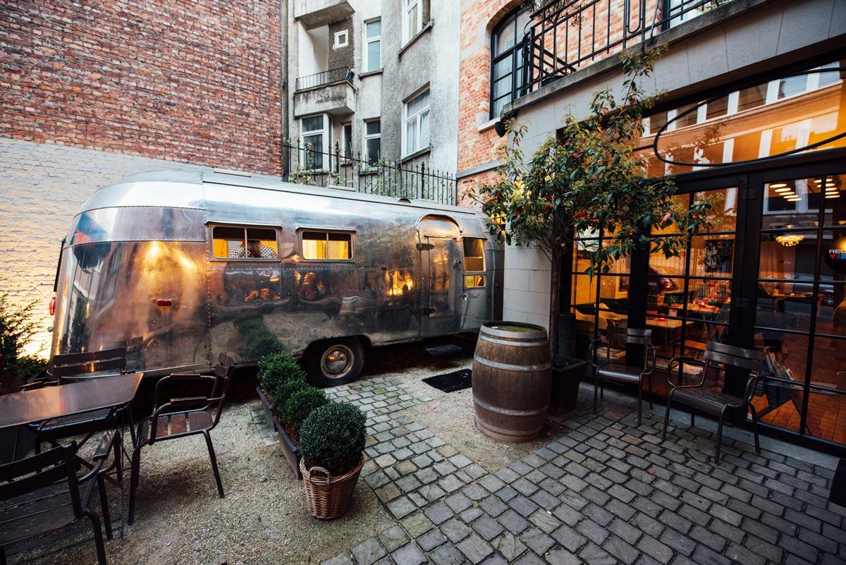 Vintage Hotel Bruxelles