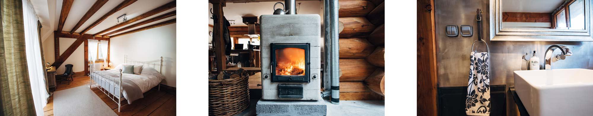 logement insolite inverness