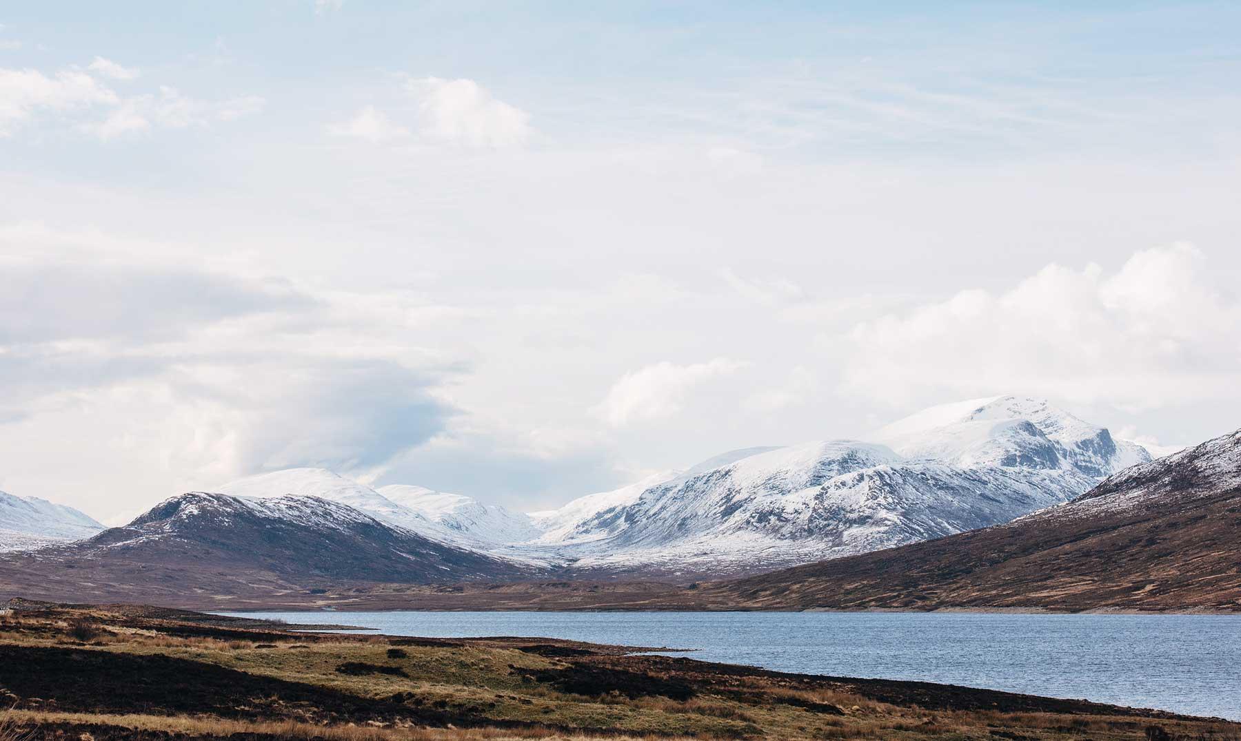 paysage ecosse