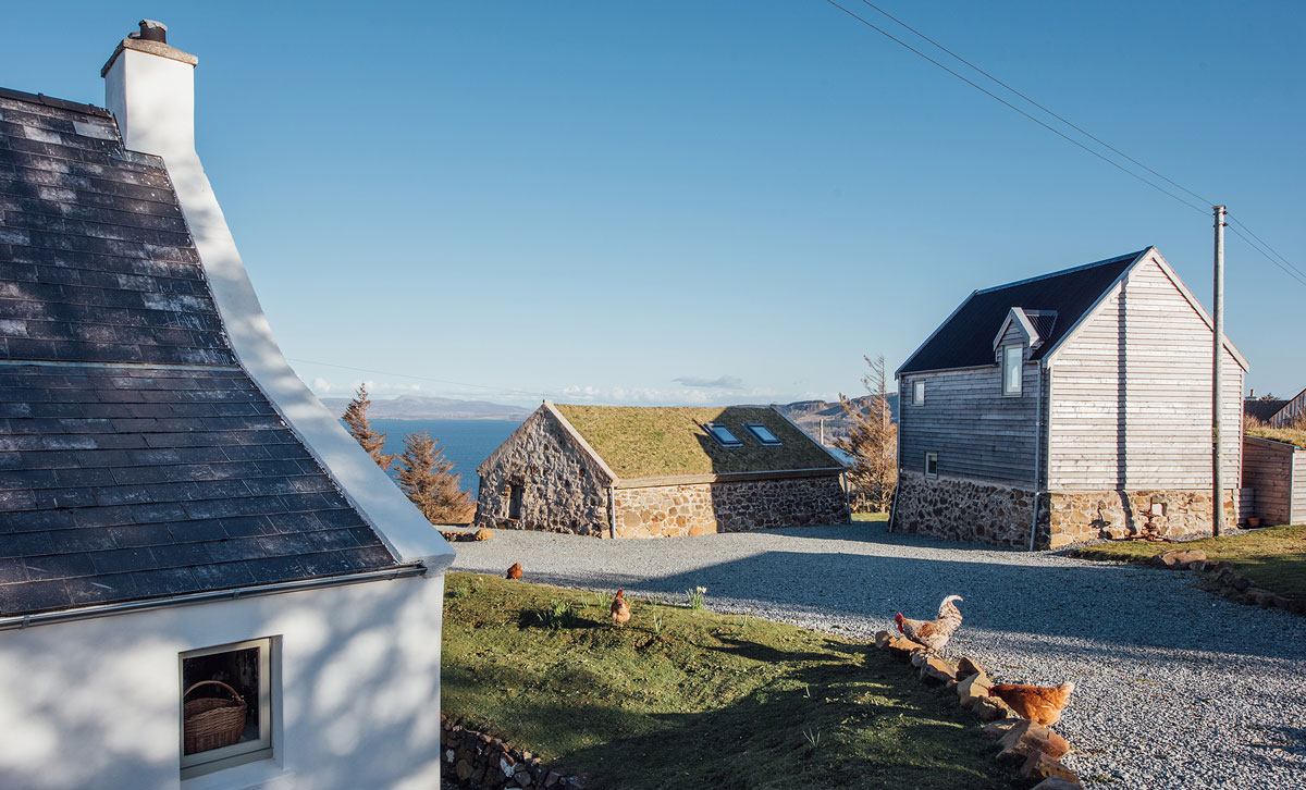 bed & breakfast luxe ile de skye