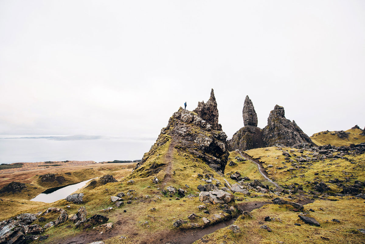 old man of storr skye que faire