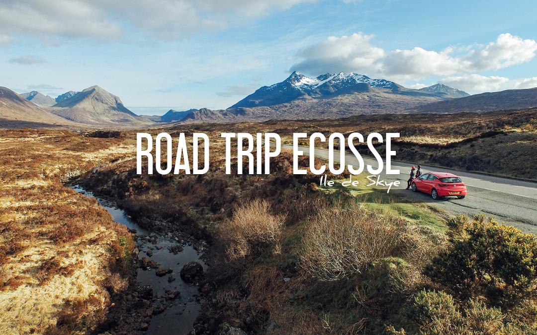 Road-trip Ecosse ile de Skye