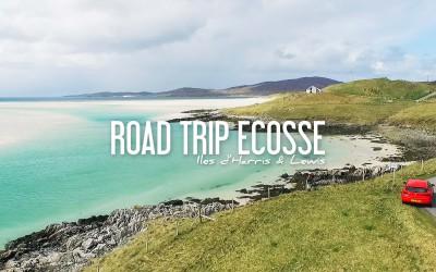 ROAD TRIP EN ECOSSE | Iles d'HARRIS et LEWIS