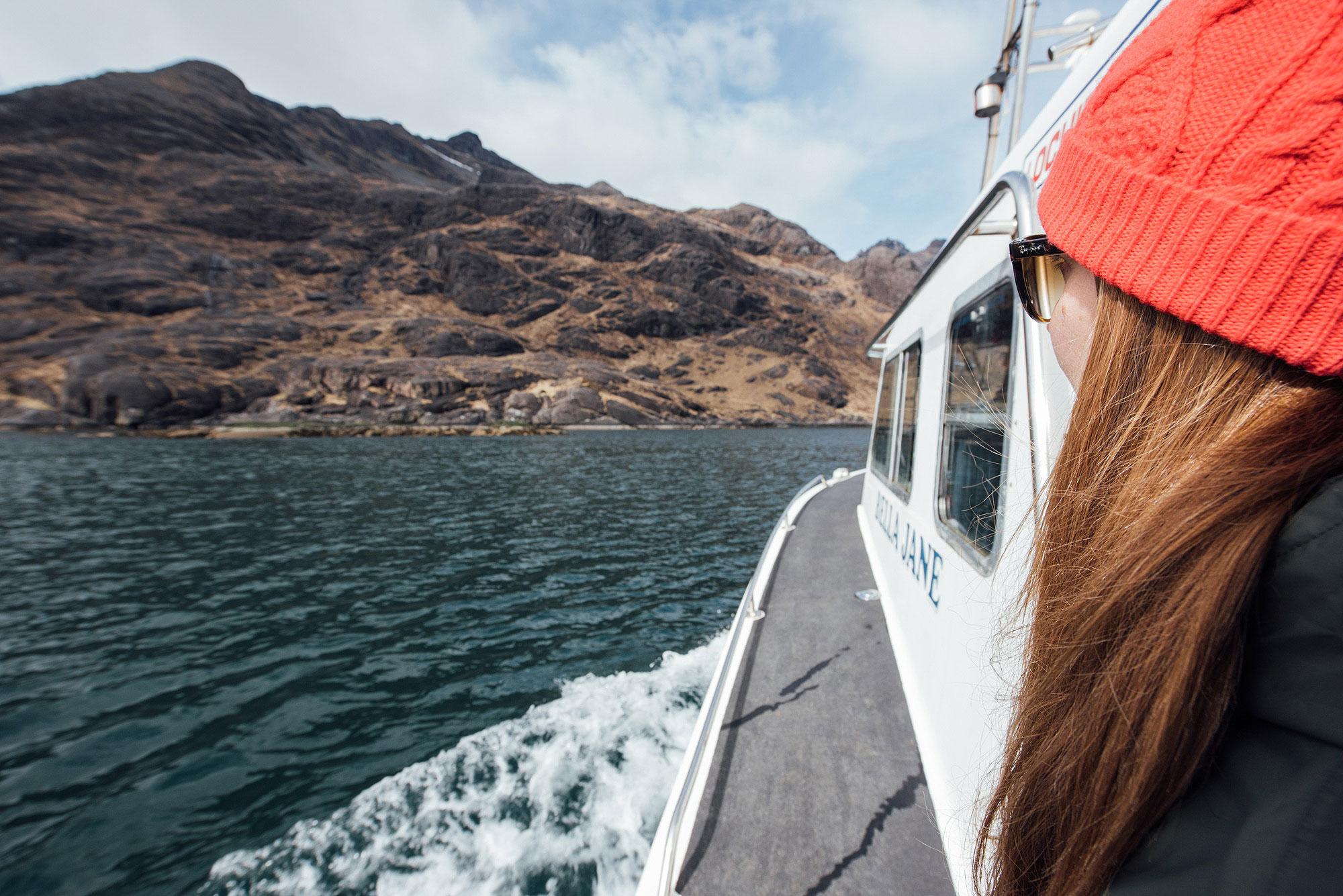 bateau lock coruisk