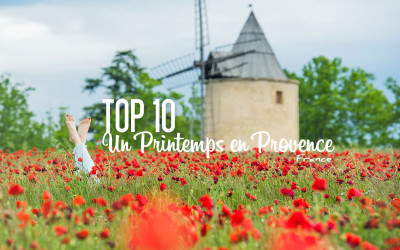 TOP 10 | Un Printemps en Provence