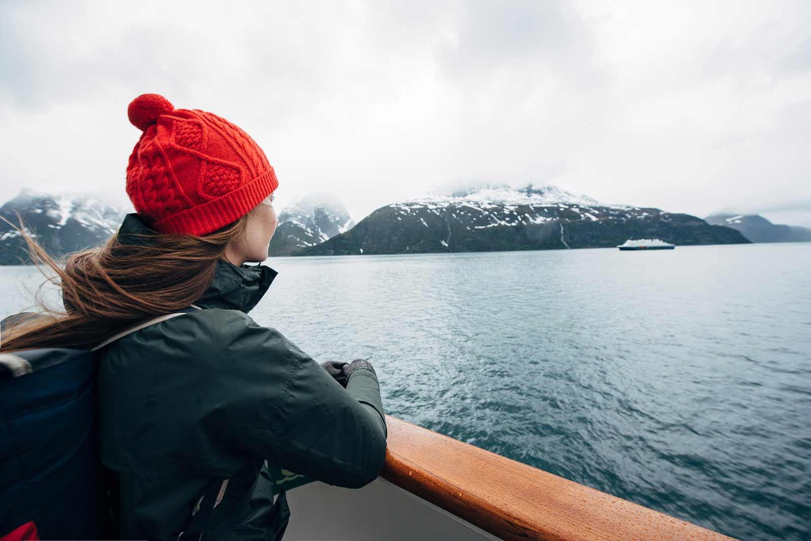 hurtigruten bateau norvege
