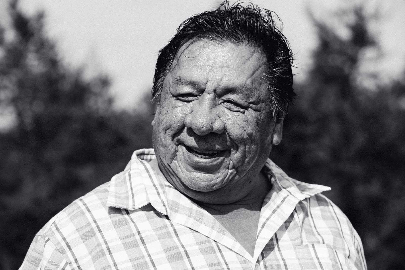 portrait amerindien canada