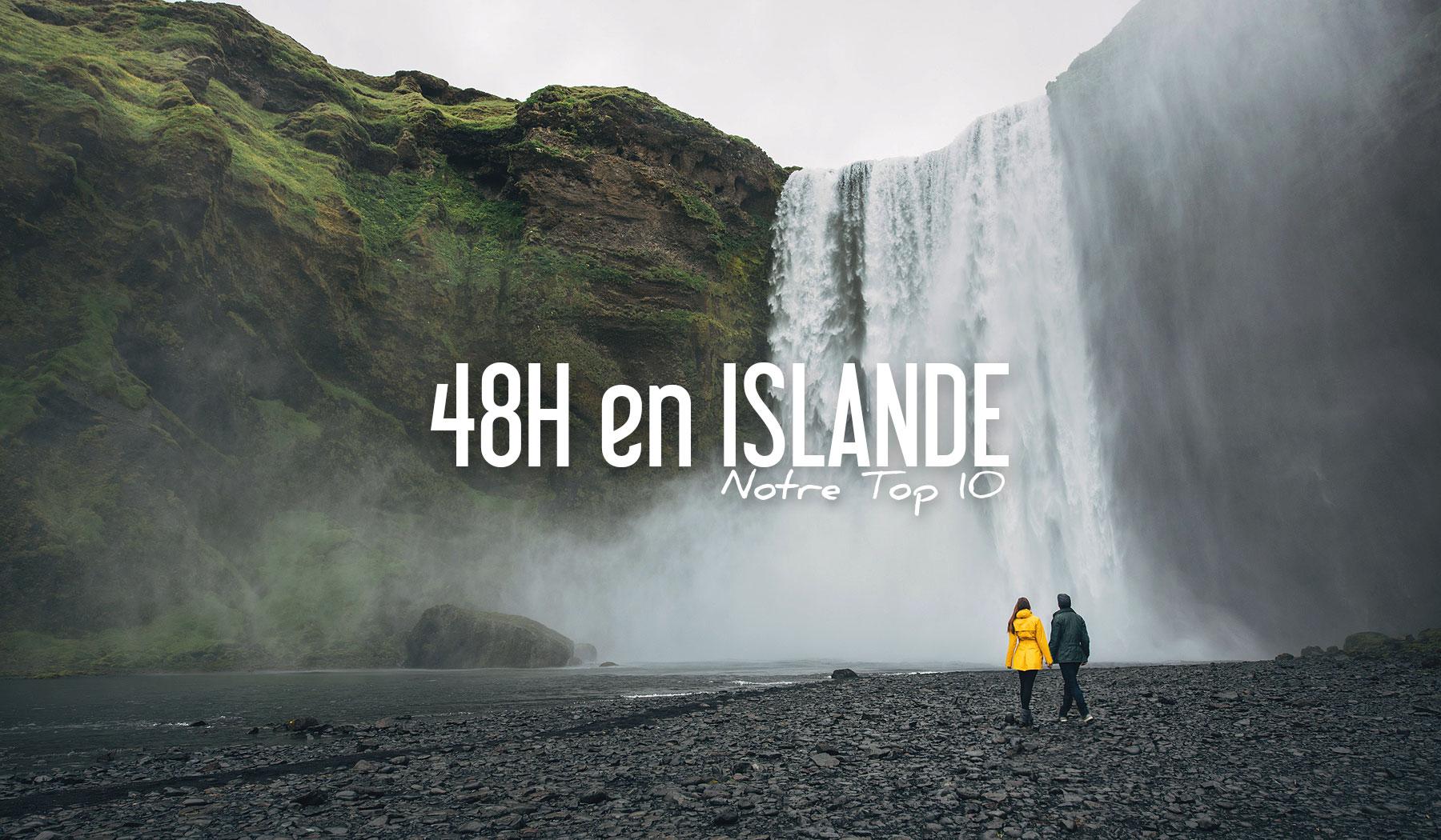 Que faire en Islande en 48h