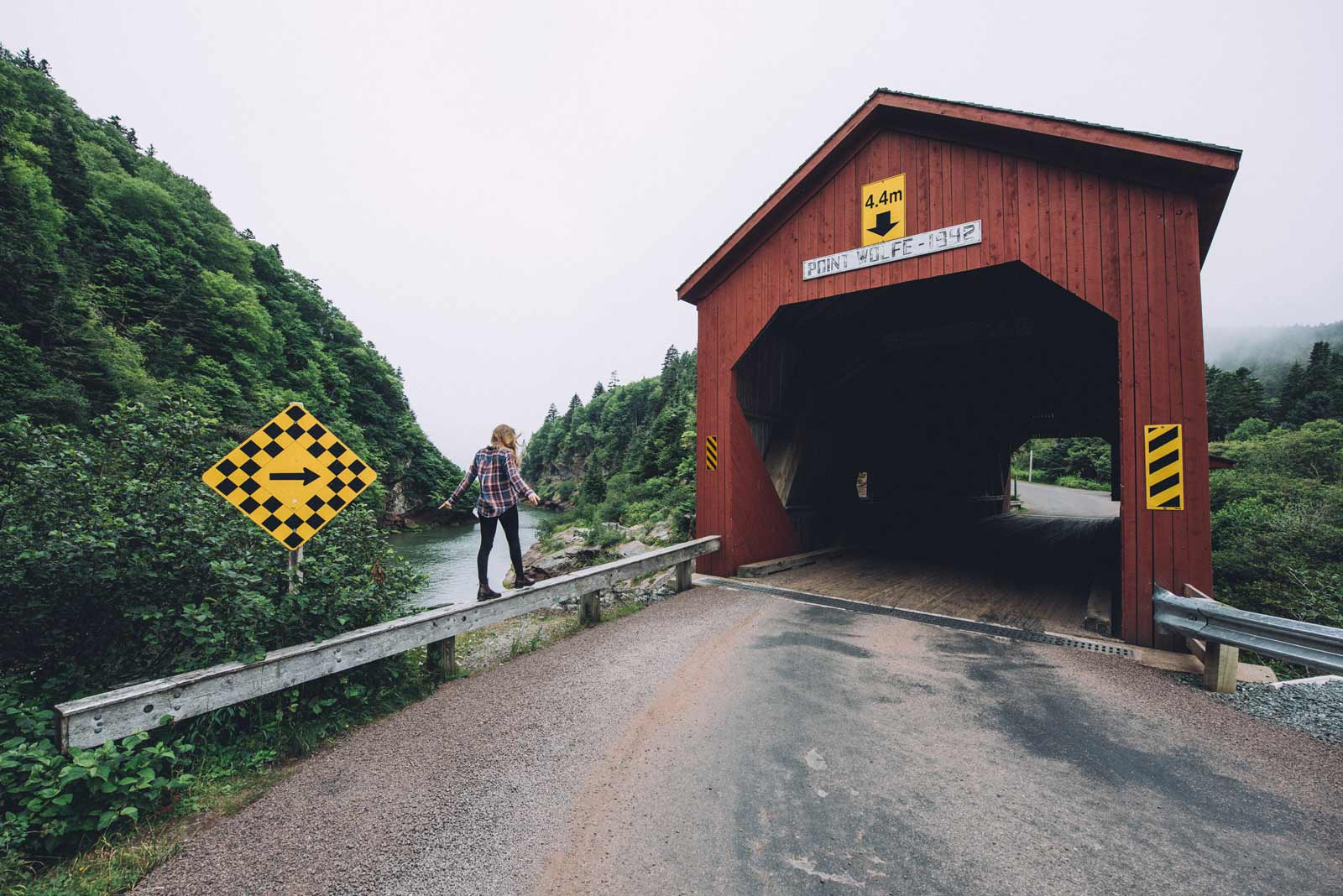 pont couvert fundy np