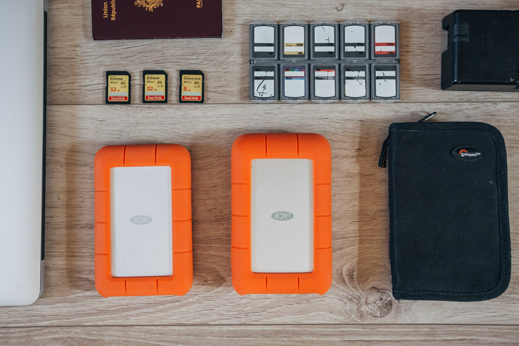 Disques Durs Lacie Rugged