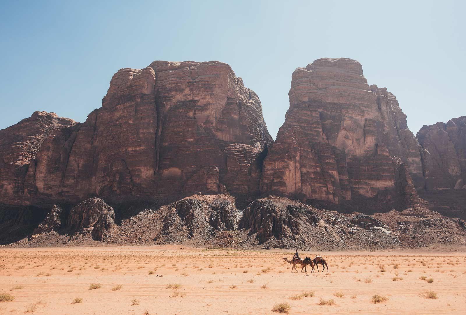 desert de wadi rum