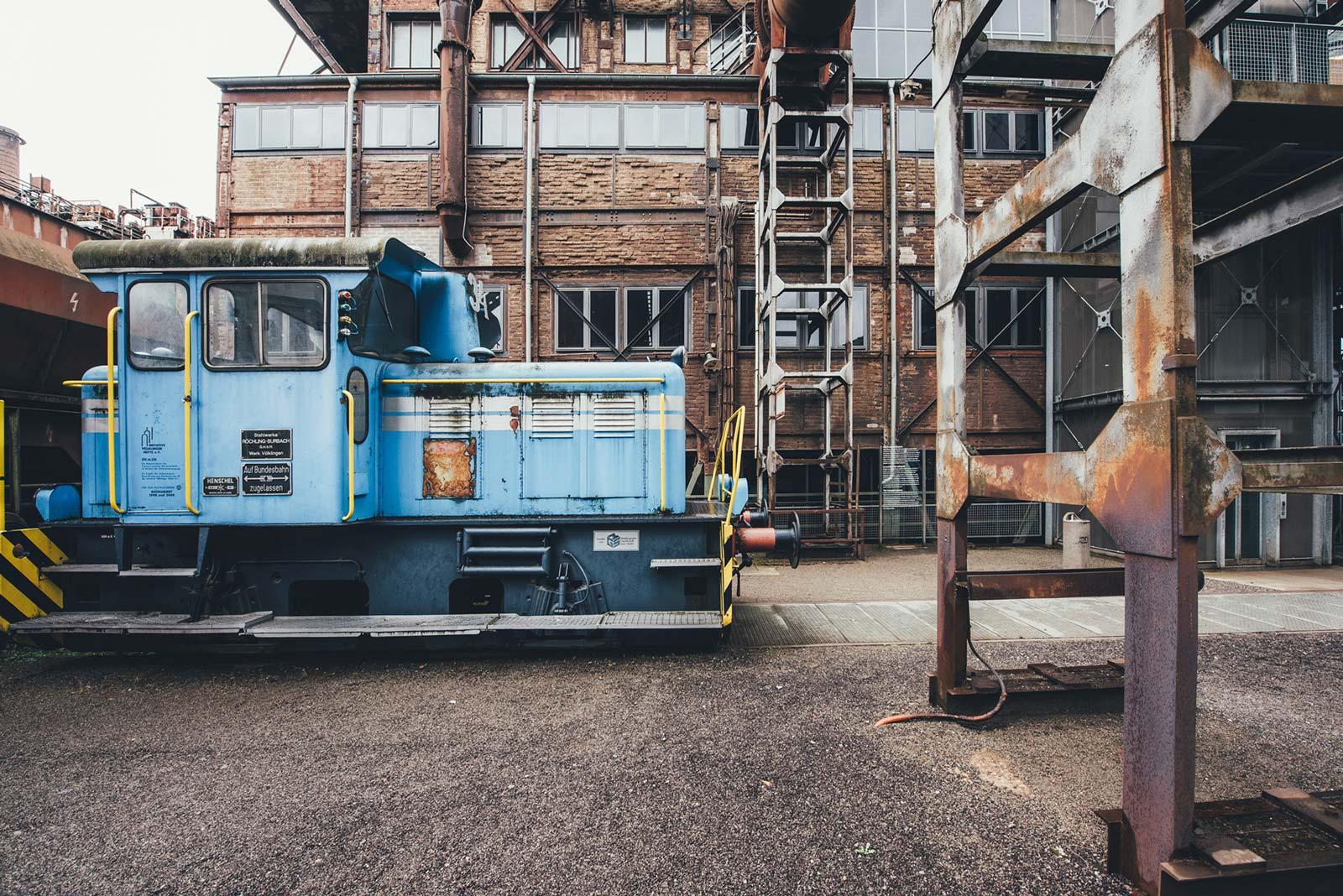 usine allemande sarre