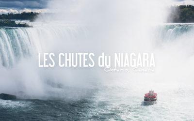 CANADA | UNE JOURNÉE AUX CHUTES DU NIAGARA