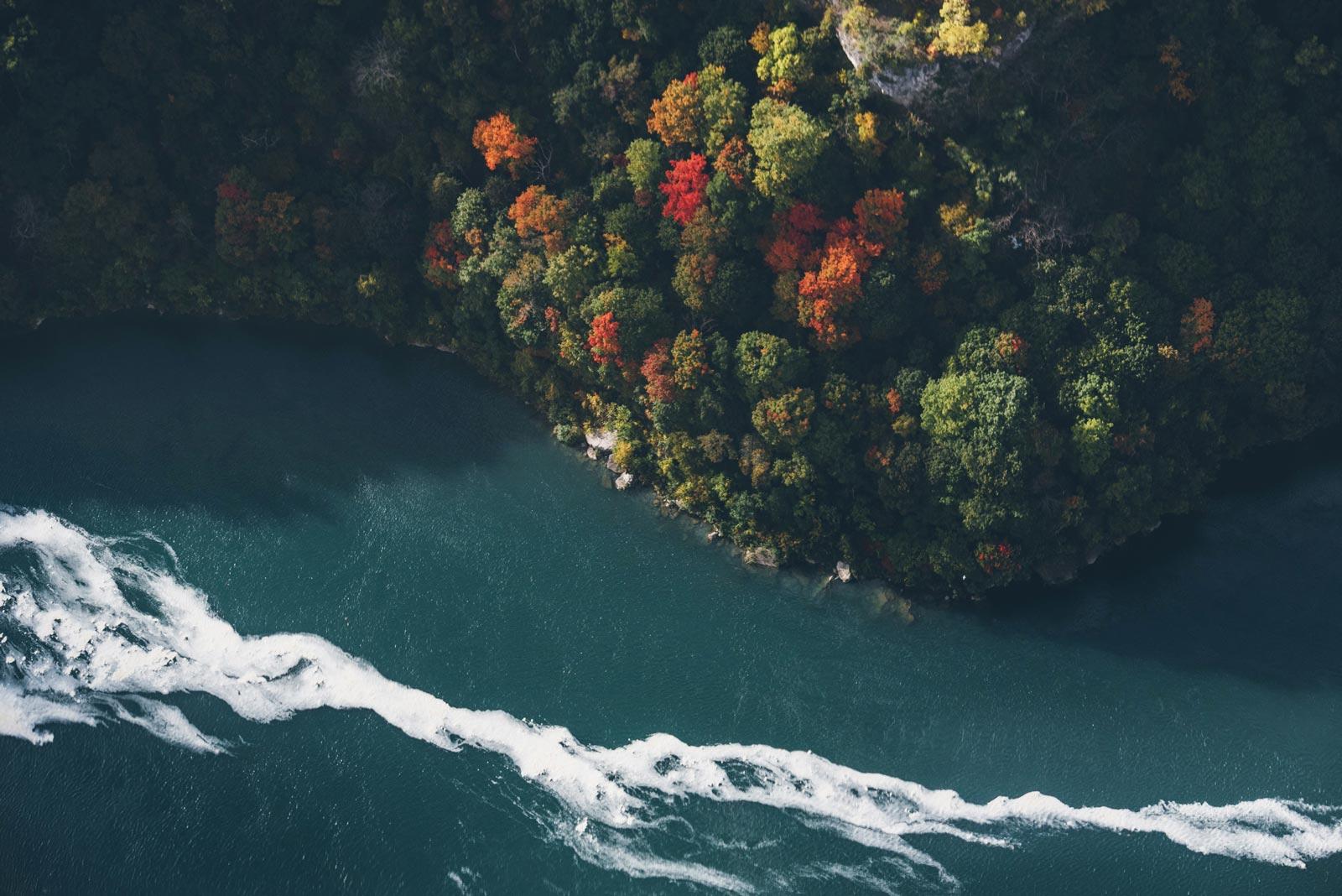 niagara automne
