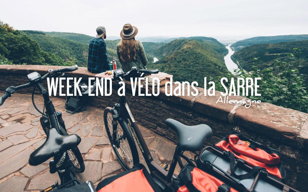 ALLEMAGNE | Week-end de 3 jours à VELO dans la Sarre