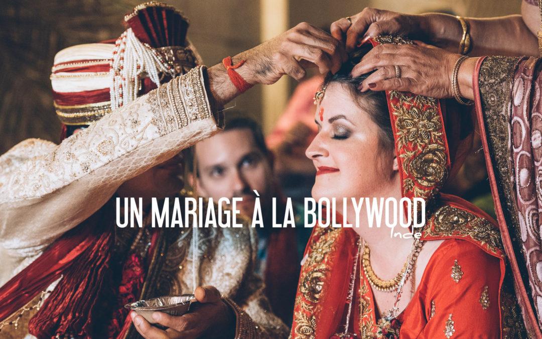 Mariage en Inde Bollywood