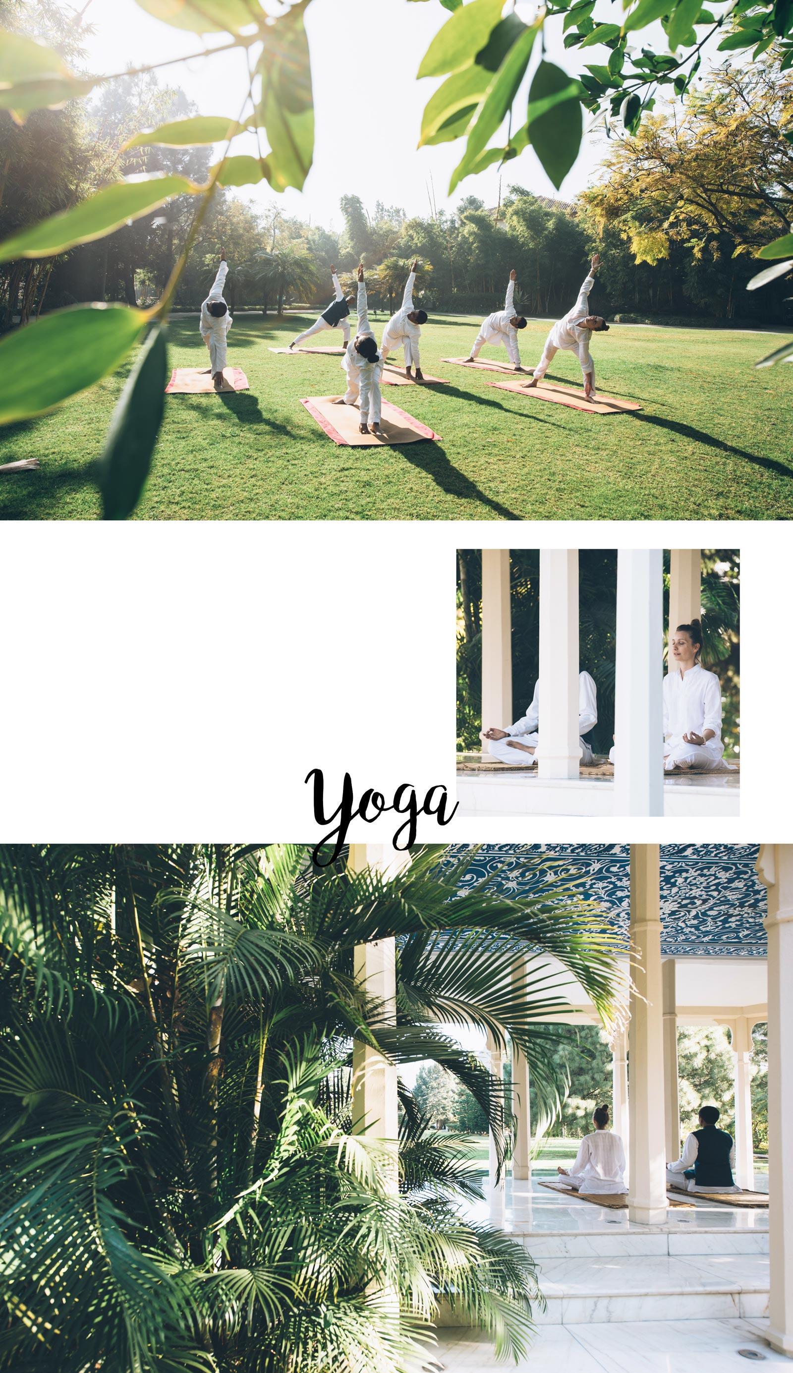 sejour yoga rishikesh