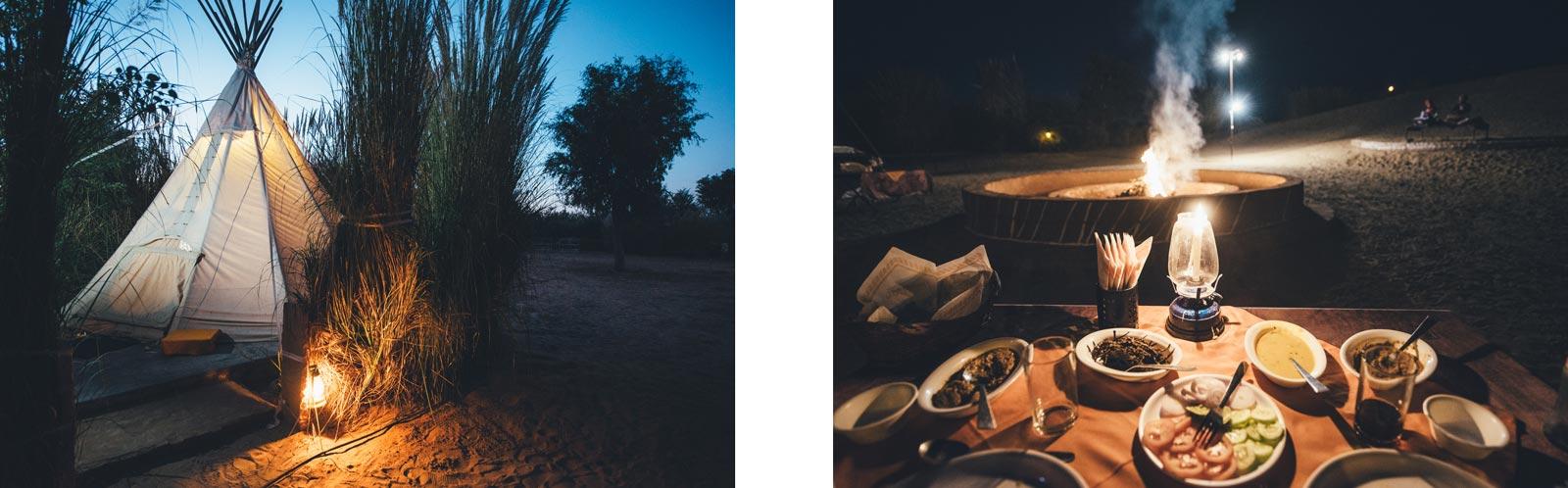 ou dormir dans le desert du thar