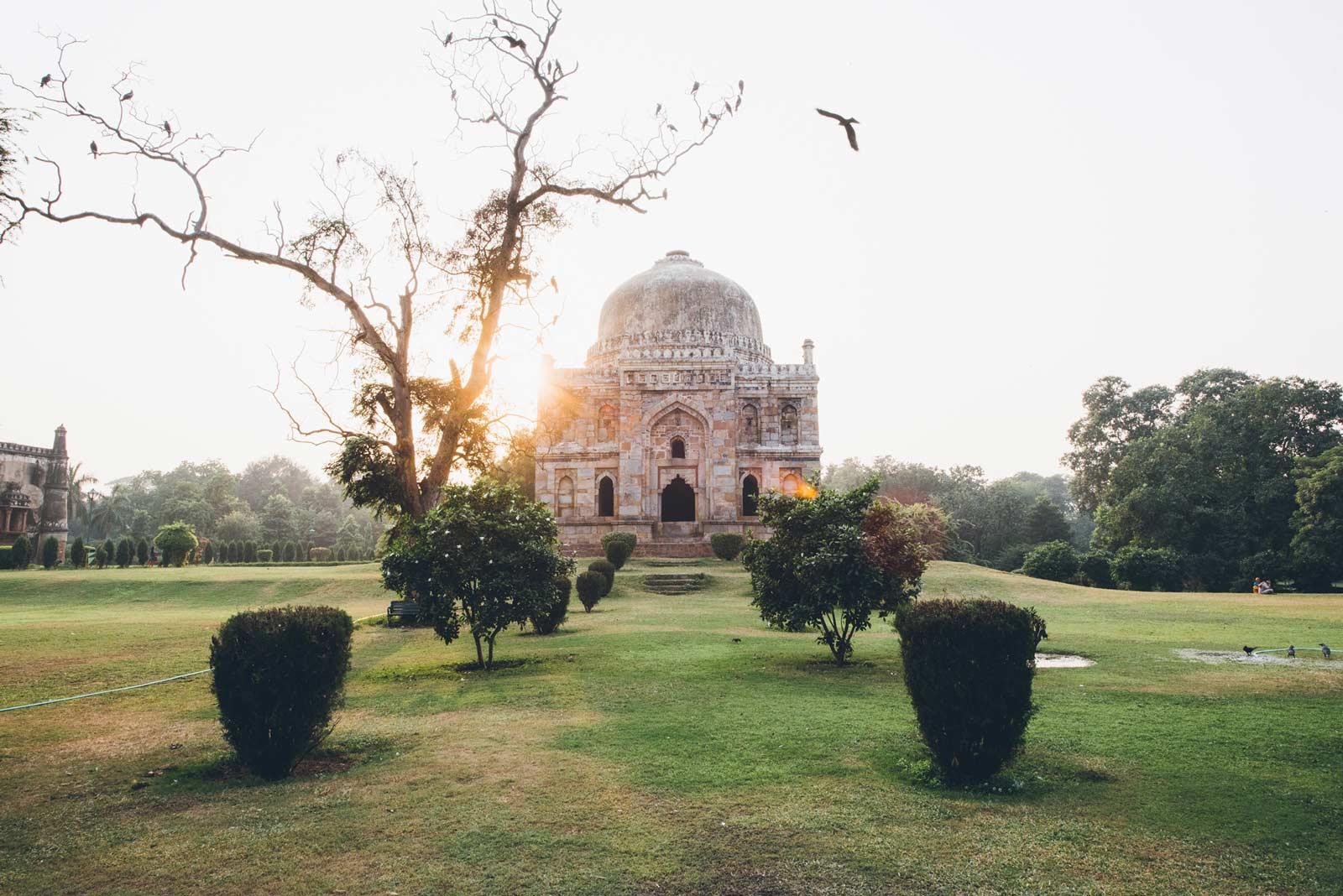blog voyage delhi inde