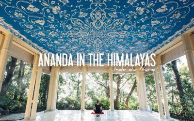 INDE | ANANDA, LE MEILLEUR HÔTEL & SPA DU PAYS